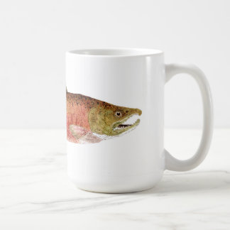 Chinook or King Salmon Mug