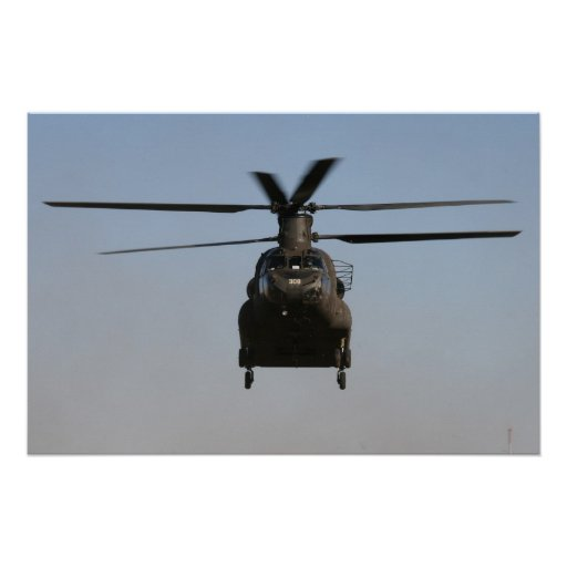 Chinook Posters