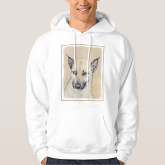 Chinook Puppy (Pointed Ears) Hoodie