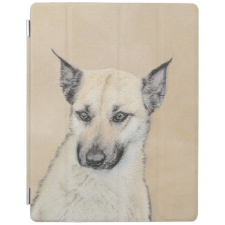 Chinook Puppy (Pointed Ears) iPad Cover
