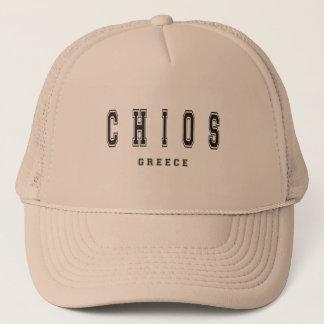 Chios Greece Trucker Hat
