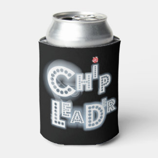 Chip Leader® Bright Lights Can Cooler