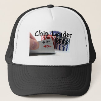 Chip Leader Trucker Hat