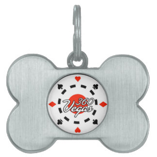 Chip Logo Dog Tag