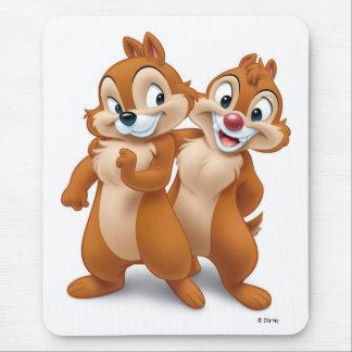 Chip 'n' Dale Disney Mouse Pad