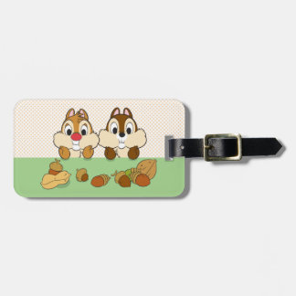 Chip 'n' Dale Luggage Tag