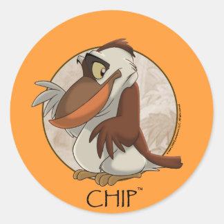 CHIP sticker