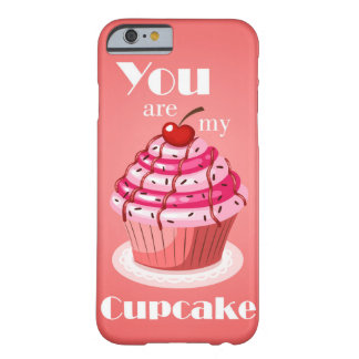 Chipkoo Cupcake Barely There iPhone 6 Case