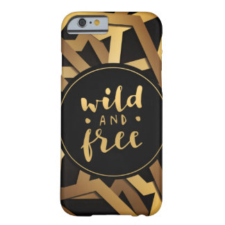 Chipkoo Wild & Free Barely There iPhone 6 Case