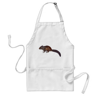 Chipmunk Apron
