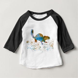 Chipmunk Baby T-Shirt