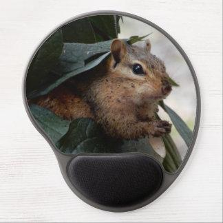 Chipmunk Gel Mousepad