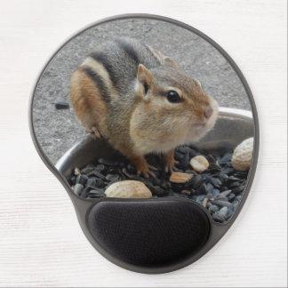 Chipmunk Gel Mousepad (Buster Face)