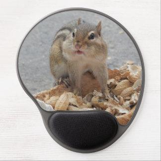 Chipmunk Gel Mousepad (Fierce, yet cuddly)
