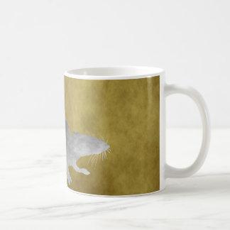 chipmunk grunge style coffee mug
