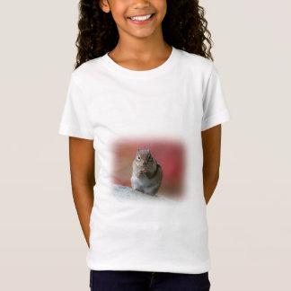 Chipmunk in autumn T-Shirt