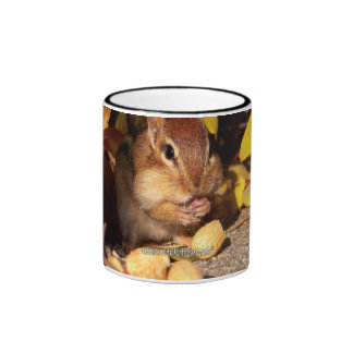 Chipmunk -Mug Ringer Coffee Mug