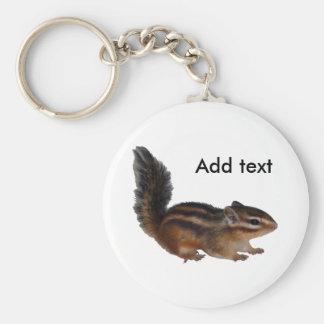 Chipmunk photo (31) keychain