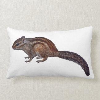 Chipmunk Pillow (choose colour)