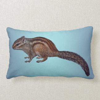 Chipmunk Pillow (Sky Blue Mix)