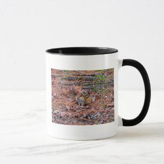Chipmunk Resting Mug