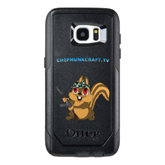 ChipmunkCraft Custom Otterbox S7 Edge