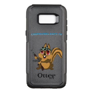 ChipmunkCraft Custom Otterbox S8 OtterBox Commuter Samsung Galaxy S8+ Case
