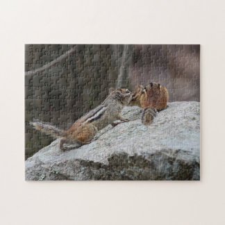 Chipmunks Jigsaw Puzzle