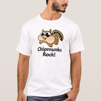 Chipmunks Rock! T-Shirt