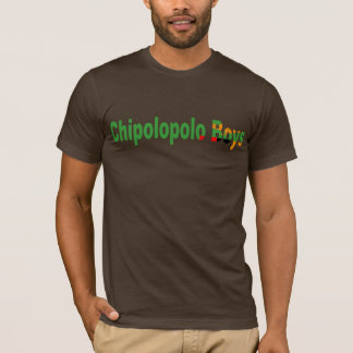 Chipolopolo Boys T-Shirt