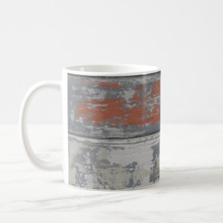 Chipped Paint Survivor Mug