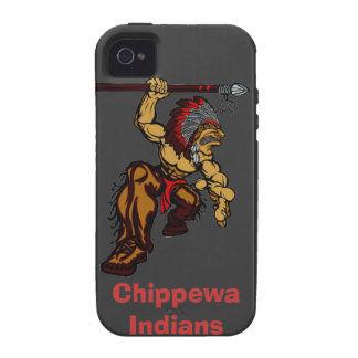 Chippewa Indian Tough iPhone Case Vibe iPhone 4 Cases