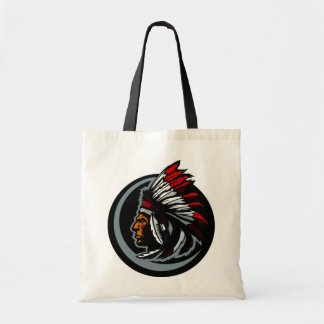 Chippewa Indians Tote