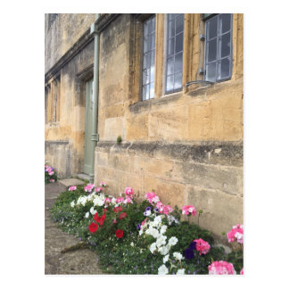 Chipping Campden The Cotswolds England UK Travel Postcard