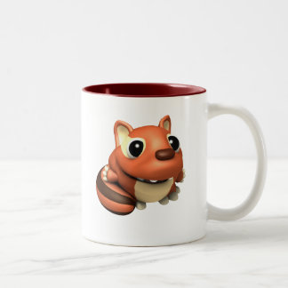 Chippy Two-Tone Coffee Mug