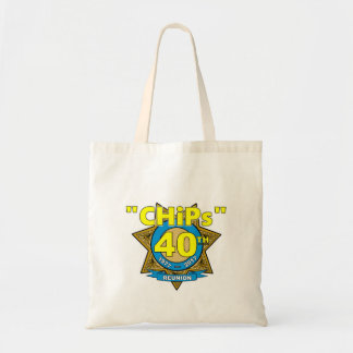 CHiPs 40th Anniversary Basic Tote