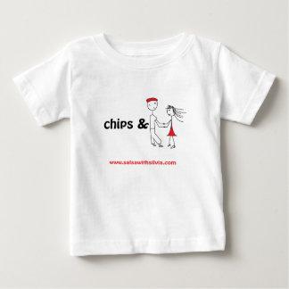 Chips & Salsa Baby T-Shirt