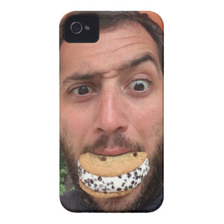 Chipwich Nut iPhone 4 Case-Mate Cases
