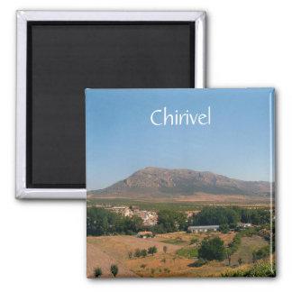 Chirivel, Almeria, Andalucia, Spain magnet