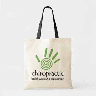 Chiro Health Without Rx Tote Bag