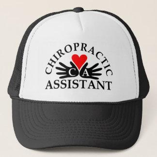 Chiropractic Assistant Hands Hat