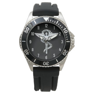 Chiropractic Emblem Watch