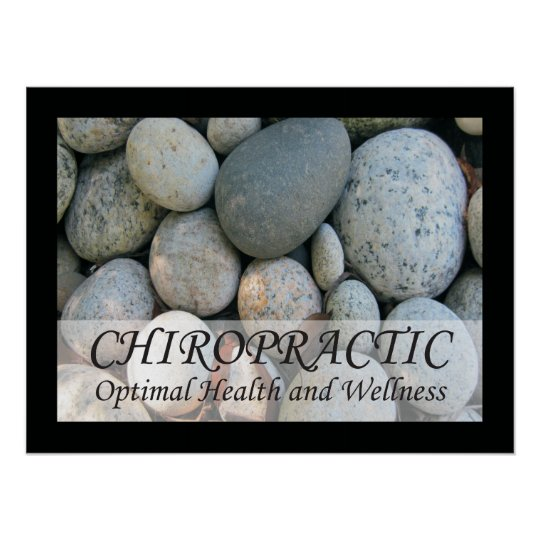 Chiropractic Optimal Health Quotes Sayings Poster