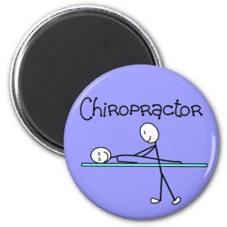 Chiropractor Gifts 2 Inch Round Magnet