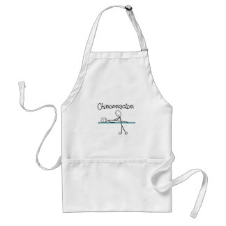 Chiropractor Gifts Aprons