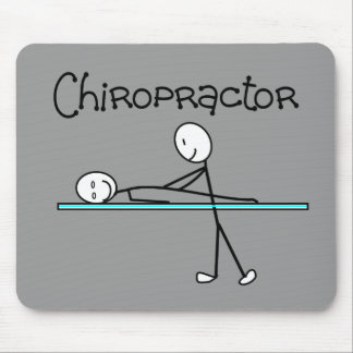 Chiropractor Gifts Mouse Mats