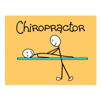Chiropractor Gifts Postcard
