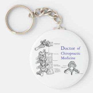 Chiropractor Key-chain Keychain