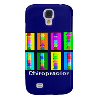 Chiropractor Popart  Gifts Samsung Galaxy S4 Cases