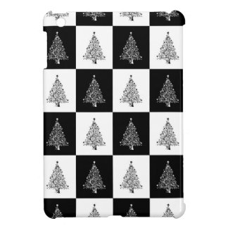 Chirstmas Tree Chess iPad Mini Case